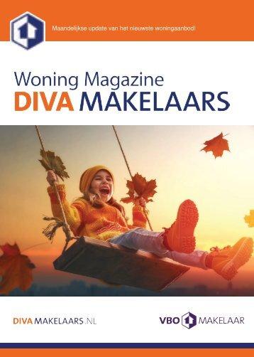 DIVA Woningmagazine #22, november 2018