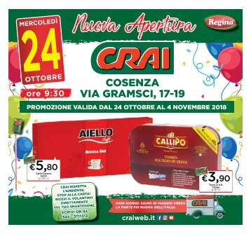 CRAI Market Nuova Apertura