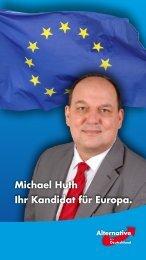 EU-Kandidat Huth