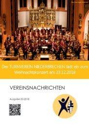 Vereinsnachrichten 03-2018