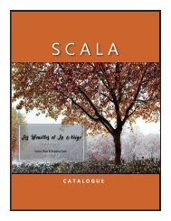 SCALA - Les Feuilles et La Neige