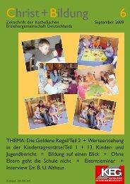 Christ+Bildung 6 - KEG