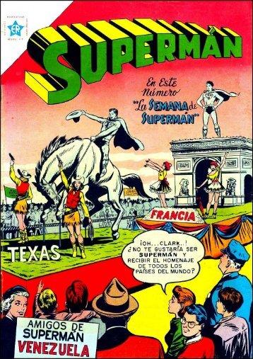 SUPERMAN - N°64 - Noviembre 1955