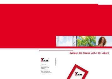 KBE-Lüftungstipp - Kebotherm