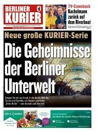 Berliner Kurier 23.10.2018