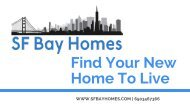 SF Bay Homes - Find Your New Home To Live