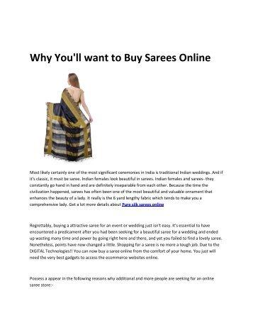 6 Handloom sarees online