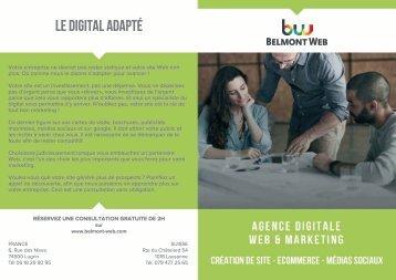 Brochure Belmont Web 2018