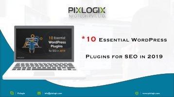 Top 10 WordPress Plugins for SEO | WordPress Plugin Development Services