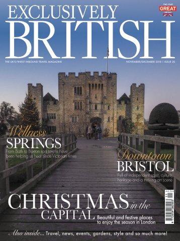 Exclusively British Nov/Dec 2018
