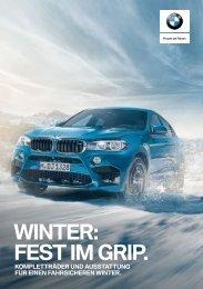 Entenmann BMW Wintermagazin