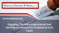 Engaging The Most Experienced And Intelligent Lawyers For Criminal & Civil Cases pptx-converted