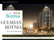 Gulshan Botnia Sector 144 Noida