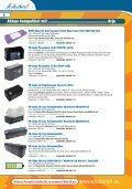 Premium-Akkus und Zubehör für Internet klein V01 - Seite 6