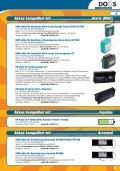DOXS Premium-Akkus und Zubehör V01 Versand inkl. Preisliste - Seite 5