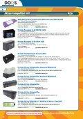 DOXS Premium-Akkus und Zubehör V01 Versand inkl. Preisliste - Seite 6