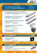 DOXS Premium-Akkus und Zubehör V01 Versand inkl. Preisliste - Seite 7