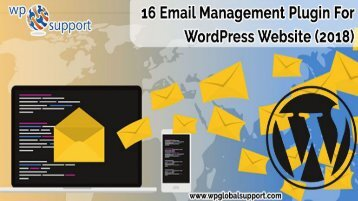 top email management plugin for wordpress website