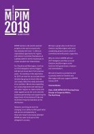 Cheshire and Warrington MIPIM M2019 Delegate Packages - Page 2