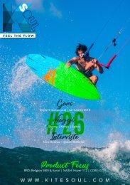 Kitesoul Magazine #26 Edizione Italiana