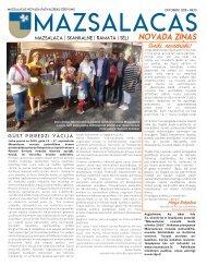 Mazsalacas novada ziņas_oktobris _2018
