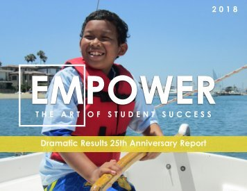 Dramatic Results 2018 Annual Report