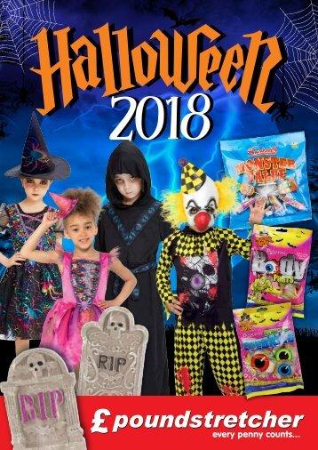 Halloween/Winter Essentials
