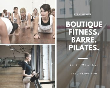 SYPC - The Boutique Fitness Group