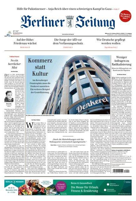 Berliner Zeitung 24102018