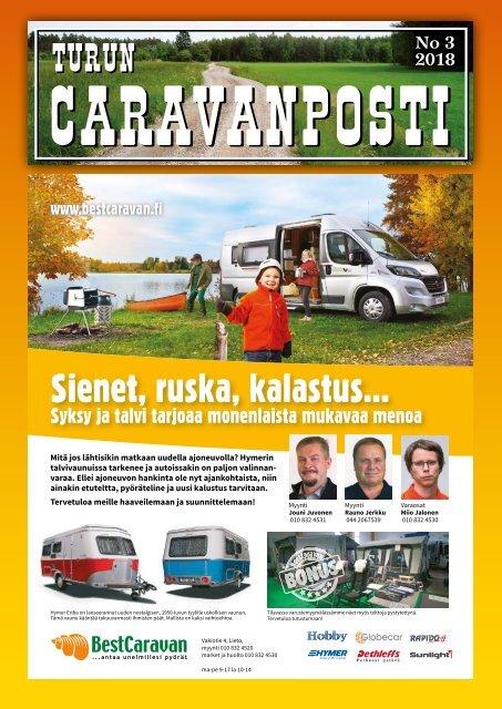 caravanposti 3 / 2018