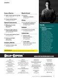 Revista Sala de Espera Nro 161 Venezuela - Page 3