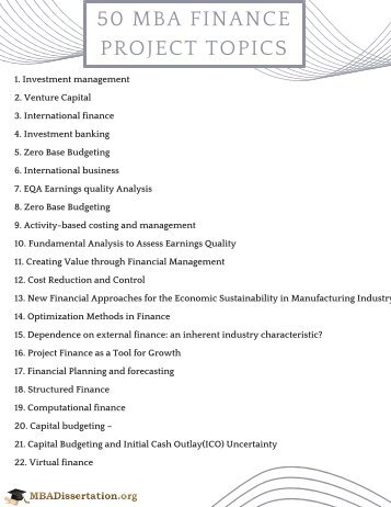 project topics related to banking