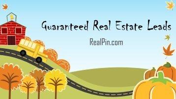 Guaranteed Real Estate Leads
