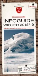 WinterGuide 18/19 DE