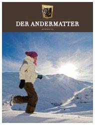 DER ANDERMATTER Winter 2014