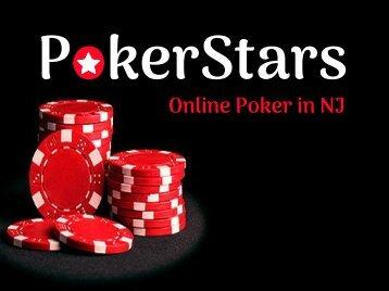PokerStars Online Poker in NJ