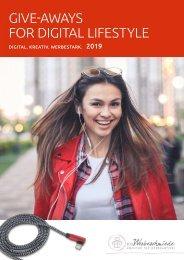 Digitale Werbeartikel 2019