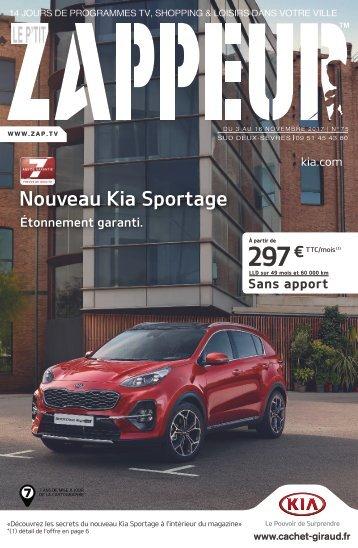 Le P'tit Zappeur - Niort #75