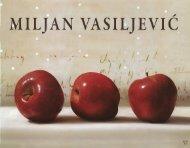 Miljan Vasiljevic katalog  2018