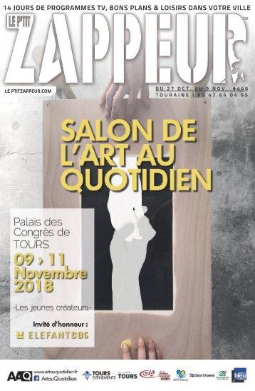 Le P'tit Zappeur - Tours #446