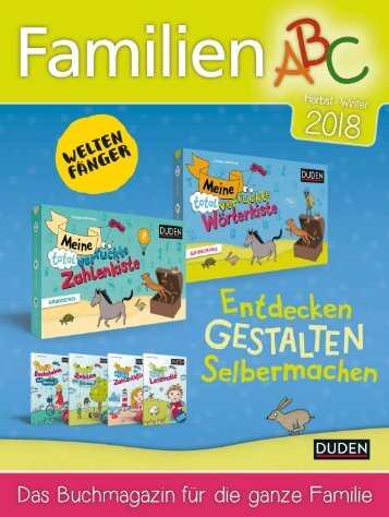 Familien ABC Herbst 2018