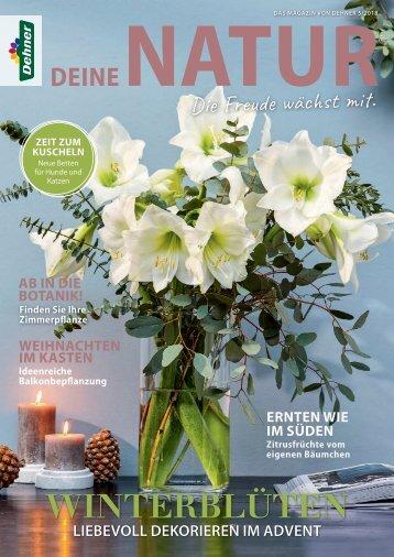 Dehner Magazin - 5/2018