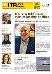 ITB Asia News 2018 - Review Edition