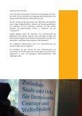 Dokumentation Demokratiekonferenz 2018 der Partnerschaft für Demokratie im Saale-Orla-Kreis - Seite 5