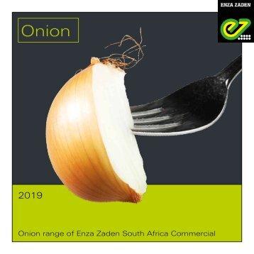 Onion 2019