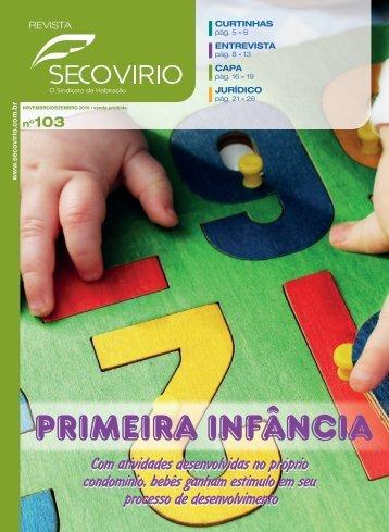 Revista SECOVI RIO - 103