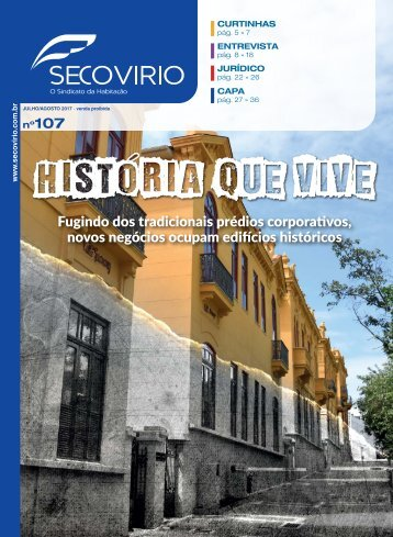 Revista SECOVI RIO - 107
