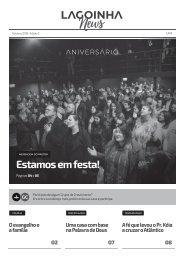 Lagoinha News - Edição 2