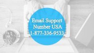 Email Support Number USA 1-877-336-9533