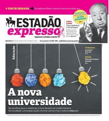 Estadão Expresso - Edição de 19.10.2018